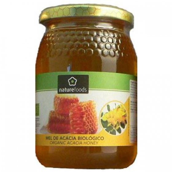 Naturefoods Mel Acácia Bio 500gr