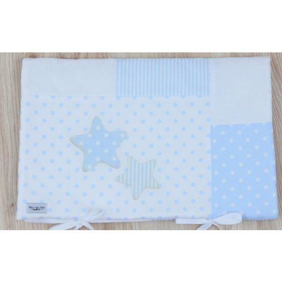 Mime Saco Envelope Be Star Azul