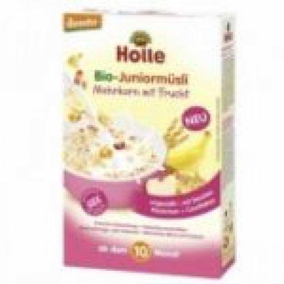Holle Bio Muesli Cereais Fruta Junior 250g