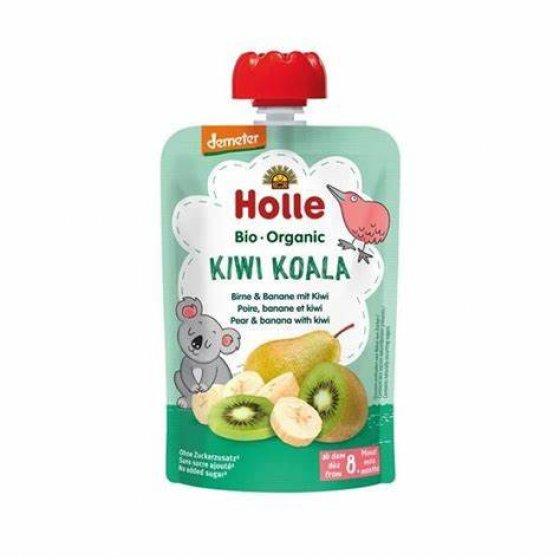 Holle Bio Pure Saq. Kiwi Koala 8M 100g
