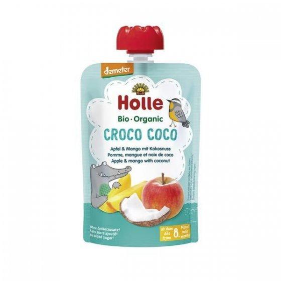 Holle Bio Pure Saq. Croco Coco 8M 100g