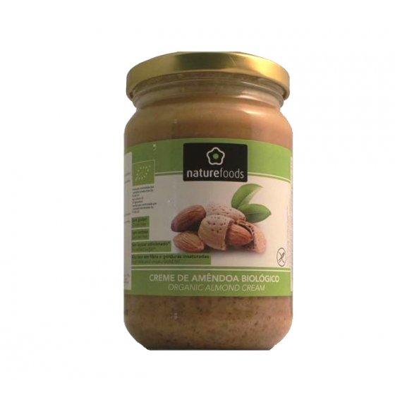 Naturefoods Cr Bio Amendoa  SG 300g