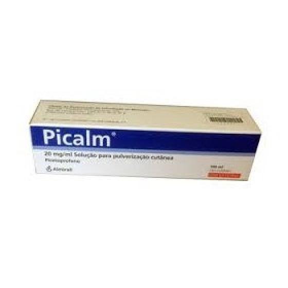 Picalm, 40 mg/g-50 g x 1 sol pulv cut