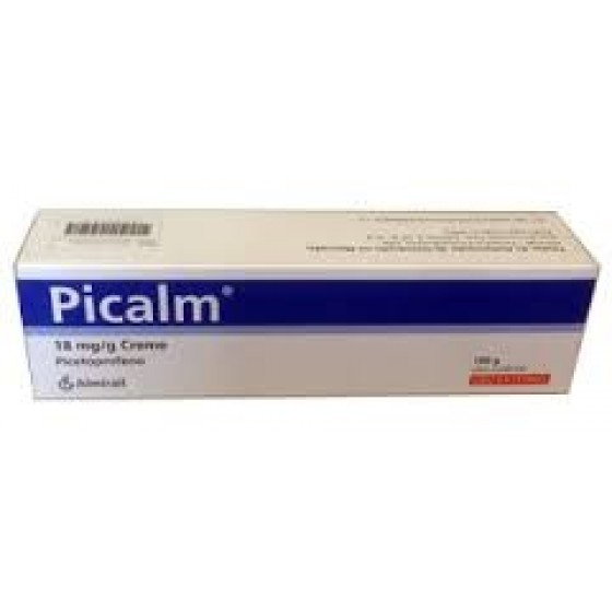 Picalm, 18 mg/g-100 g x 1 creme bisnaga