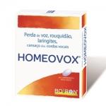 Homeovox , Blister 60 Unidade(s) Comp