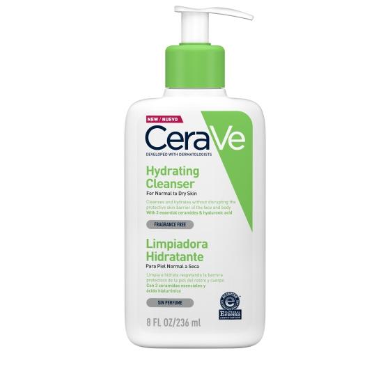 Cerave Cleanser Hyd Limp Facial 236ml