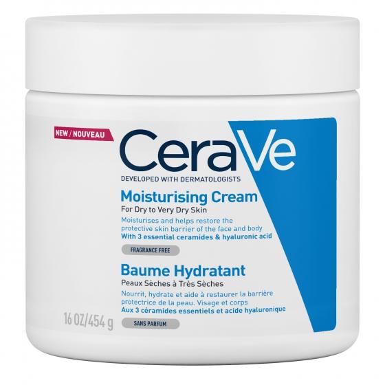 Cerave Core Moist Cr Hidrat Diario 454g