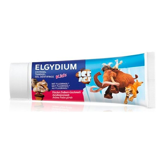Elgydium Kids Gel Fr Morang Id Gelo50ml