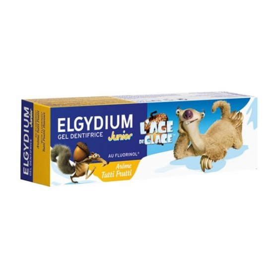 Elgydium Junior Gel Tutt Frt Id Gelo 50ml