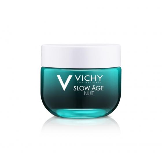 Vichy Slow Age Cr Masc Noite 50ml