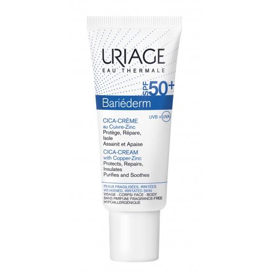 Uriage Bariéderm Cica-Creme Spf50+ 40ml
