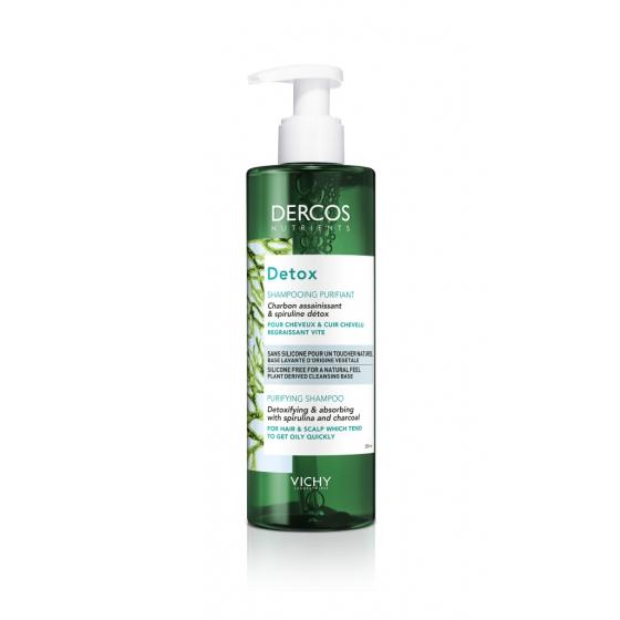 Dercos Nutrients Ch Detox 250Ml