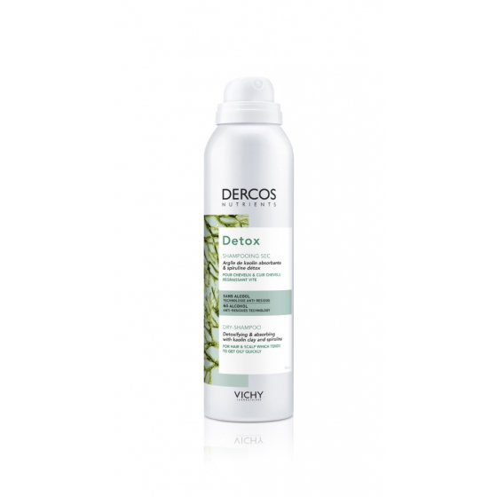 Dercos Nutrients Ch Seco Detox 150ml