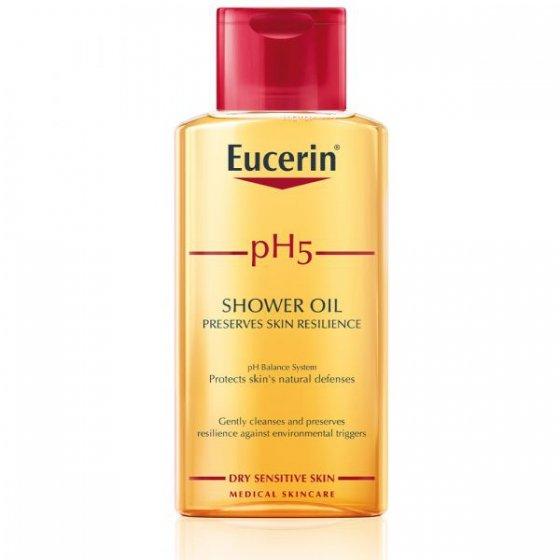 Eucerin pH5 Óleo de duche 1l com Desconto de 50%