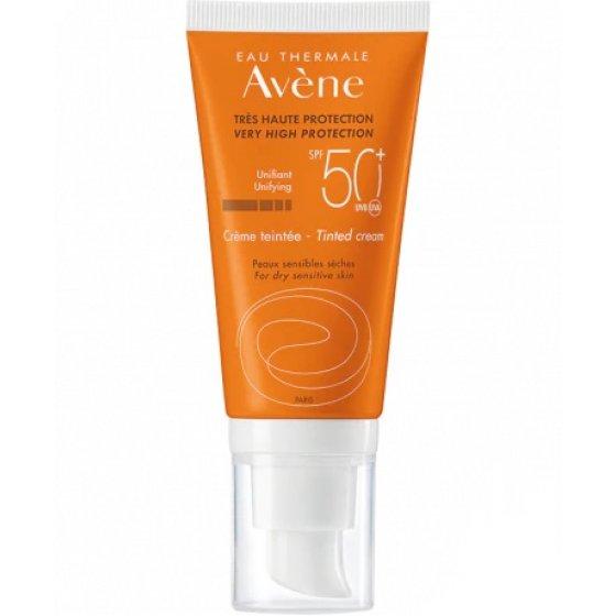 Avene Solar Spf50+ Cleanance Cor 50Ml