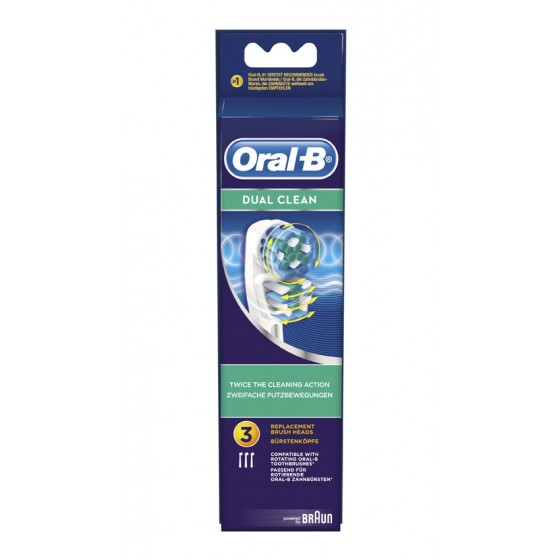 Oral B Rec Esc Elect Dual Clean X2