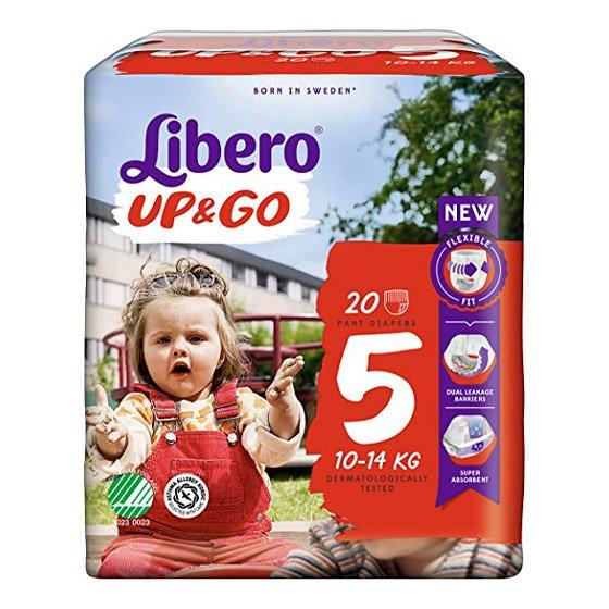 Libero Up Go Frald T5 10/14 Kg X20