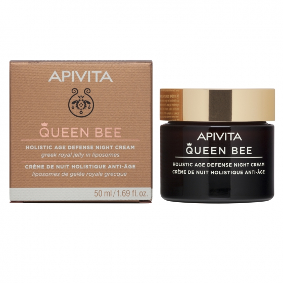 Apivita Queen Bee Creme de Noite Antienvelhecimento Global 50ml