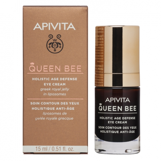 Apivita Queen Bee Creme de Olhos Antienvelhecimento Global 15ml