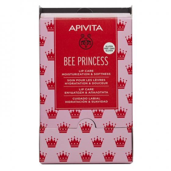 Apivita Cuidado Labial Bio-Eco Bee Princess 4,4g