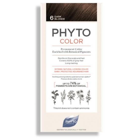 Phytocolor Col 6 Louro Escuro 2018
