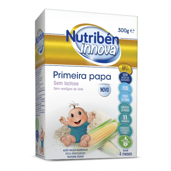 Nutribén Primeira papa Innova 300g