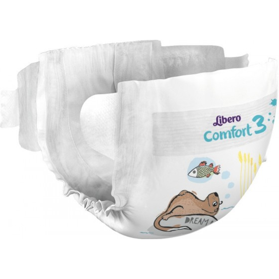 Libero Comfort 3 Frald 5-9kg X30
