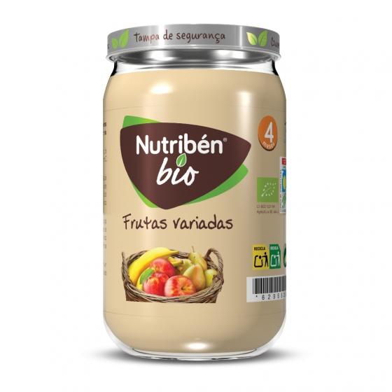 Nutribén BIO BOIÕES - frutas variadas 235g
