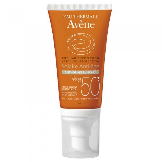 Avene Solar Spf50+ Cr Idade Cor 50Ml