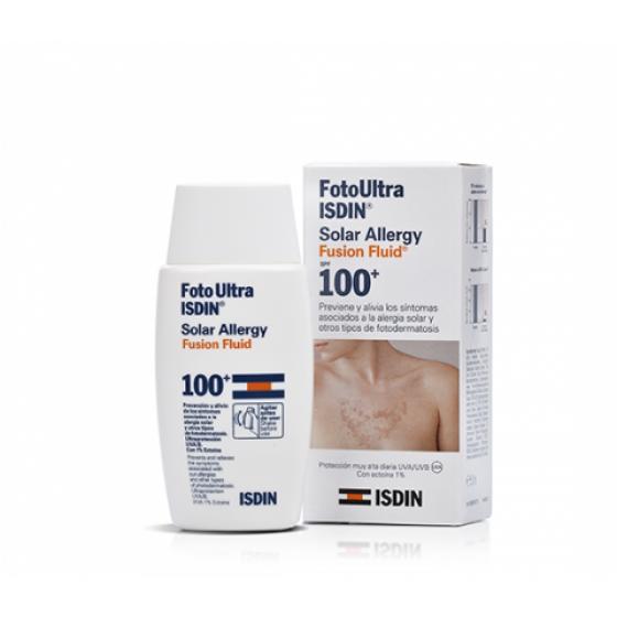 Fotoultra Isdin 100+ Cr Solar Allergy50ml