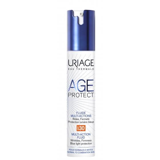 Uriage Age Protcet Fluido Multi-Ações Spf30 40ml
