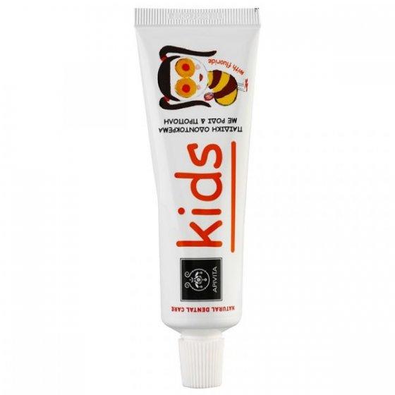 Apivita Kids Dent Pasta 2+ Natural 50ml