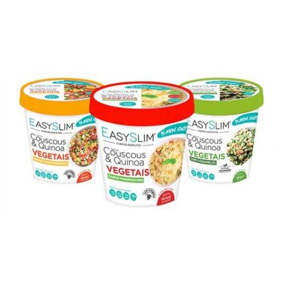 Easyslim Couscous Quinoa Veg Marroquino 47G