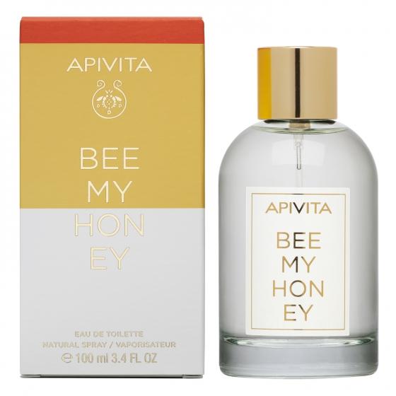 Apivita Eau de Toilette Bee My Honey 100ml