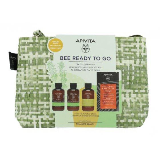 Apivita Kit Viagem Bee Ready To Go com Preço especial