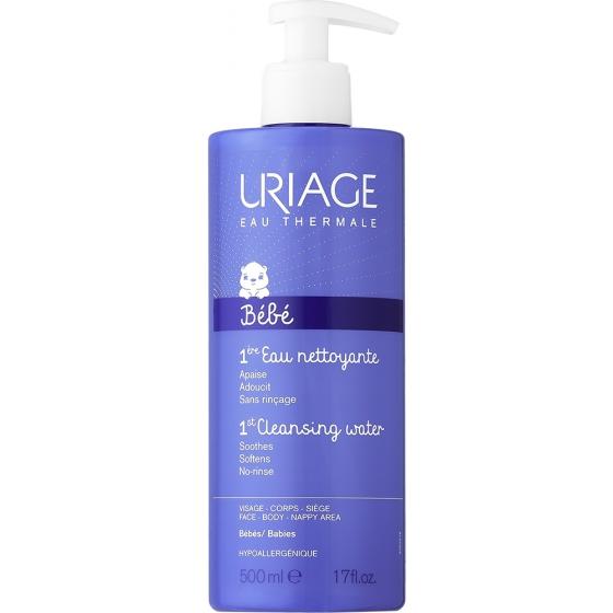 Uriage 1ª Água De Limpeza 500ml