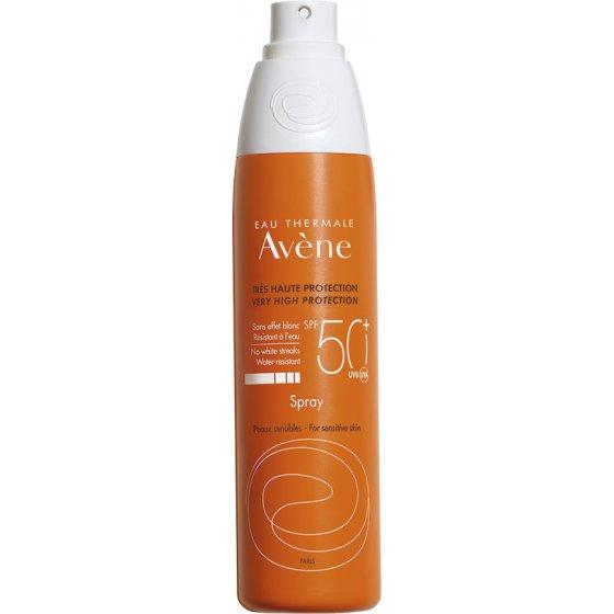 Avene Solar Spf50+ Spray 200ml