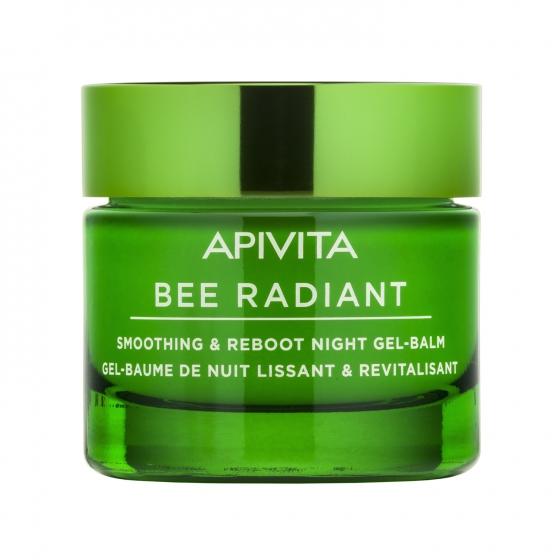 Apivita Bee Radiant Gel-Bálsamo de Noite Suavizante & Revitalizante 50ml