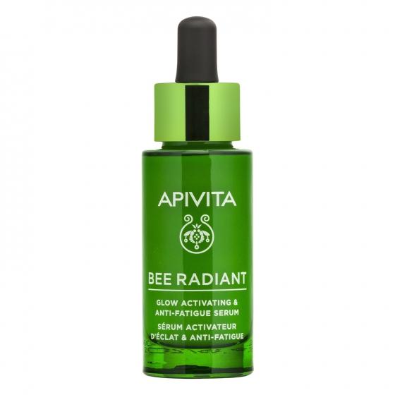 Apivita Bee Radiant Sérum Ativador Da Luminosidade & Antifadiga 30ml