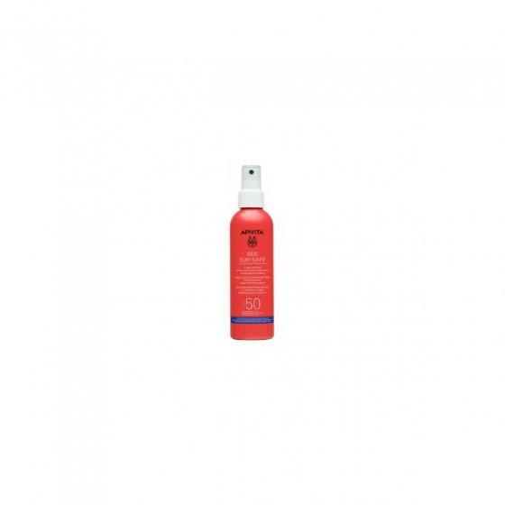 Apivita Spray Corpo spf50 200 ml