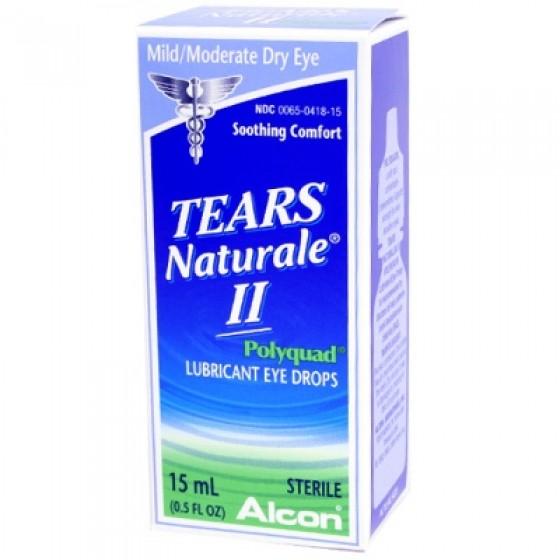 Tears Naturale Ii Colirio 15ml