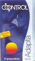 Control Nature Ad Preservativo Adapta X 12