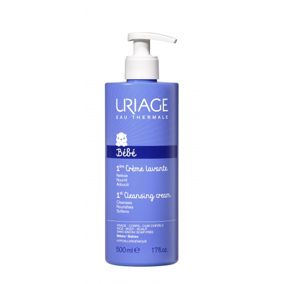 Uriage 1º Creme Lavante 500ml