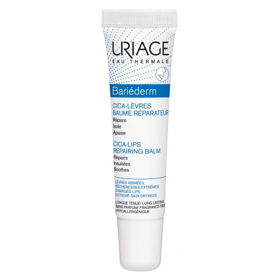 Uriage Bariéderm Cica-Labial 15ml