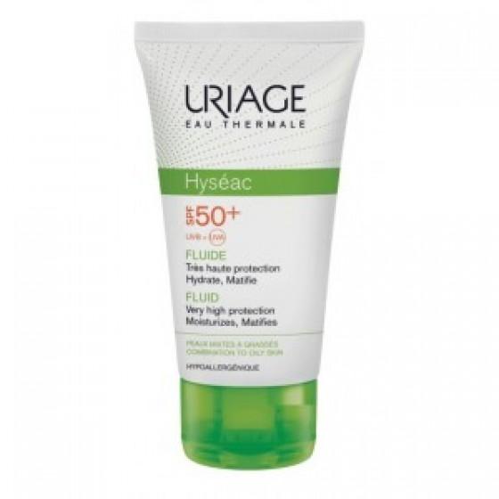 Uriage Hyseac Fluido Solar Spf50+ 50ml
