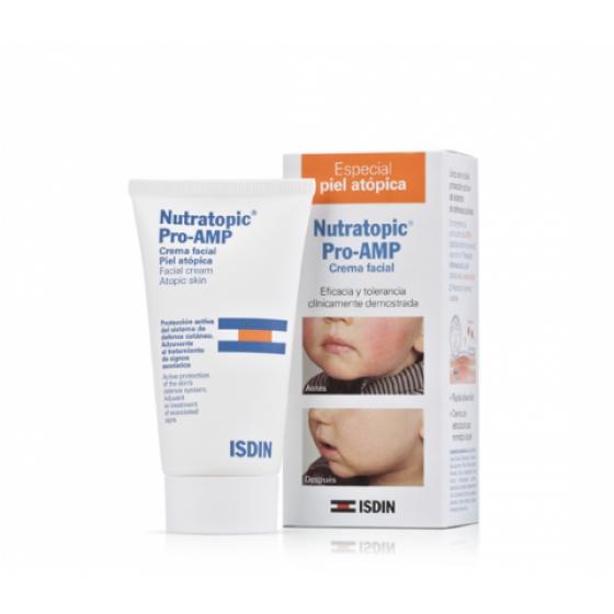 Nutratopic Pro-Am Cr Facial P Atopic  50ml