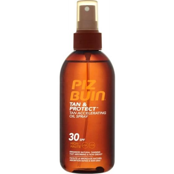 Piz Buin Tan Prot Oleo Spray Spf30 150ml