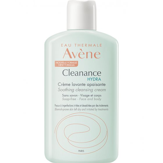Avene Cleanance Hyd Cr Lav 200ml