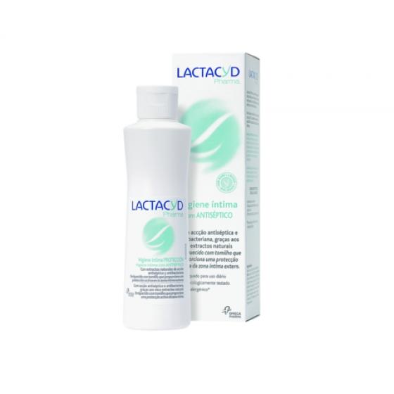 Lactacyd Antisept Higiene Intima 250ml