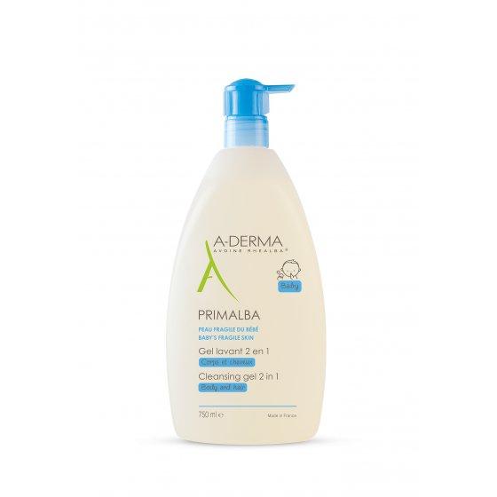 A-Derma Primalba  Gel Corp/Cab 750ml
